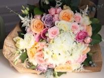 Buchet flori cadou 12