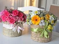 Cutie cu flori 07