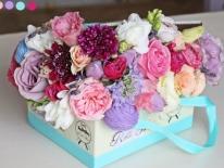 Cutie cu flori 03