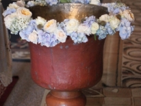 Decor floral cristelnita hortensie 02