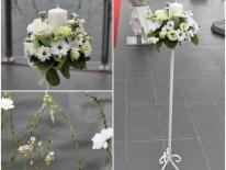 stalpisor flori