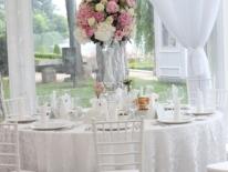 Aranjament nunta bujori 11