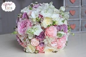 buchet alte flori