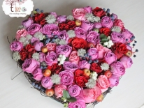 Inima flori
