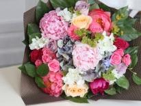 Buchet flori cadou 04