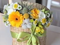 Cutie cu flori 08