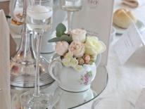 Ceainic cu flori 01