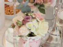 Ceainic cu flori 02