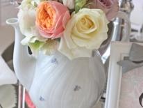 Ceainic cu flori 03