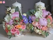 Lumanari nunta scurte 02