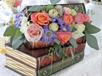 Cutie carti flori