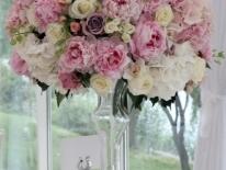 Aranjament nunta bujori 10